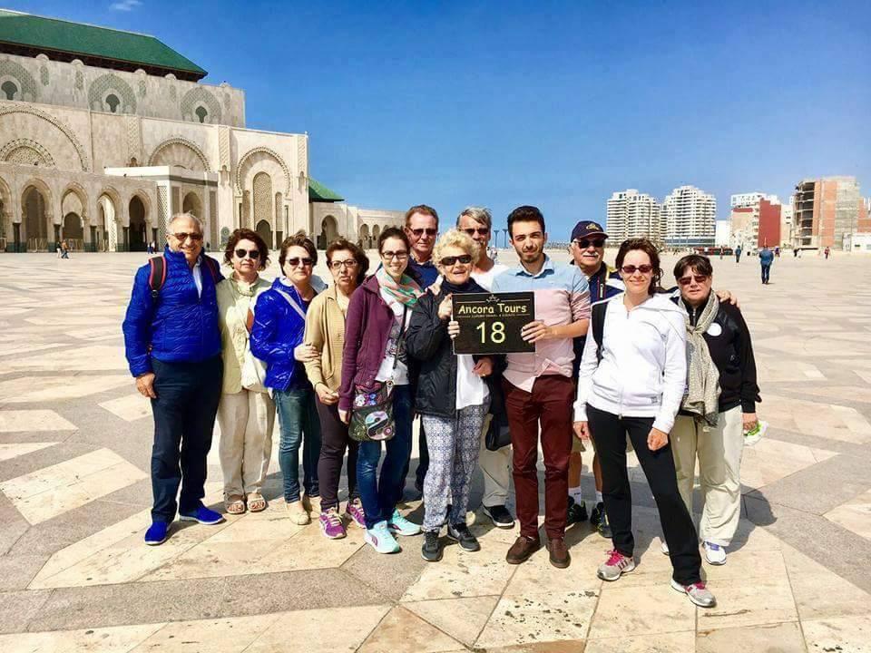 Escursioni Crociere in Marocco con Ancora Tours