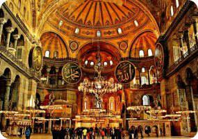 escursioni crociere istanbul