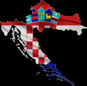 escursioni crociere mappa croazia