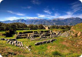 escursioni crociere sparta grecia