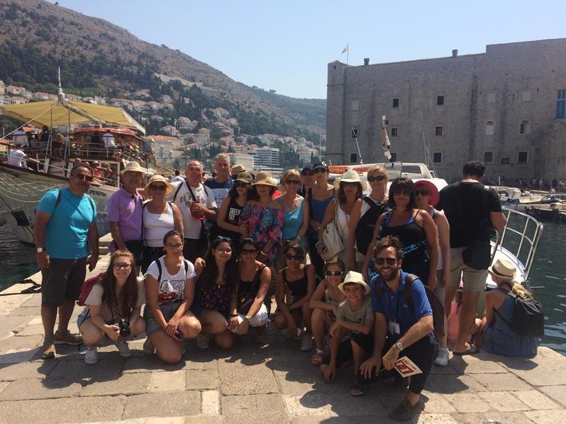 escursioni crociere gruppi croazia