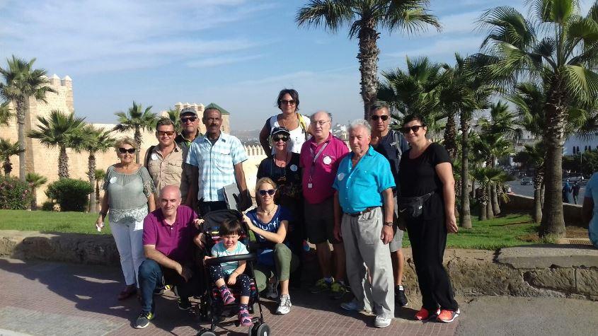 gruppo privato escursione marocco