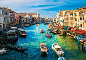 Escursioni Corciere Da Dubai a Venezia